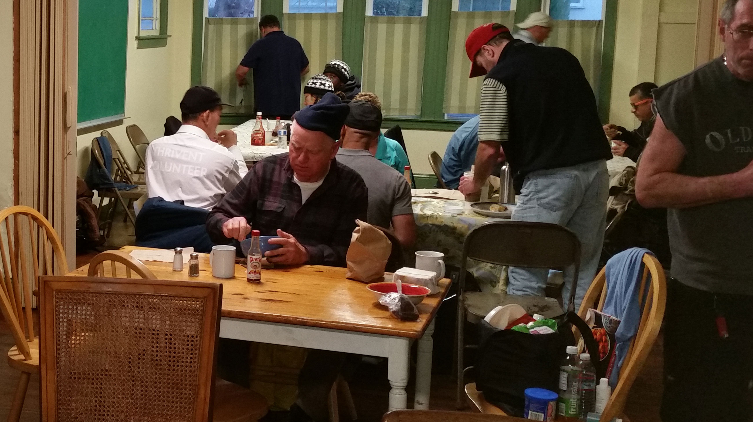 Catholic Worker Hospitality House of San Bruno - Providing meals and shelter in San Bruno, California.